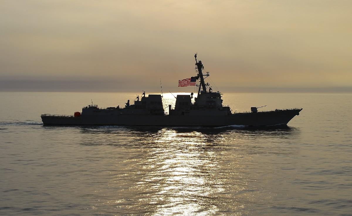Navy Taiwan Strait