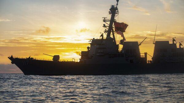 China Army U.S. Navy