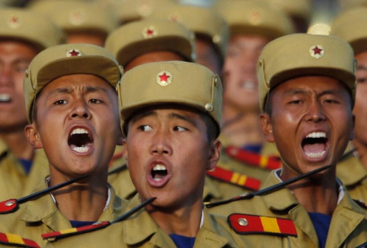 Afghanistan North Korea