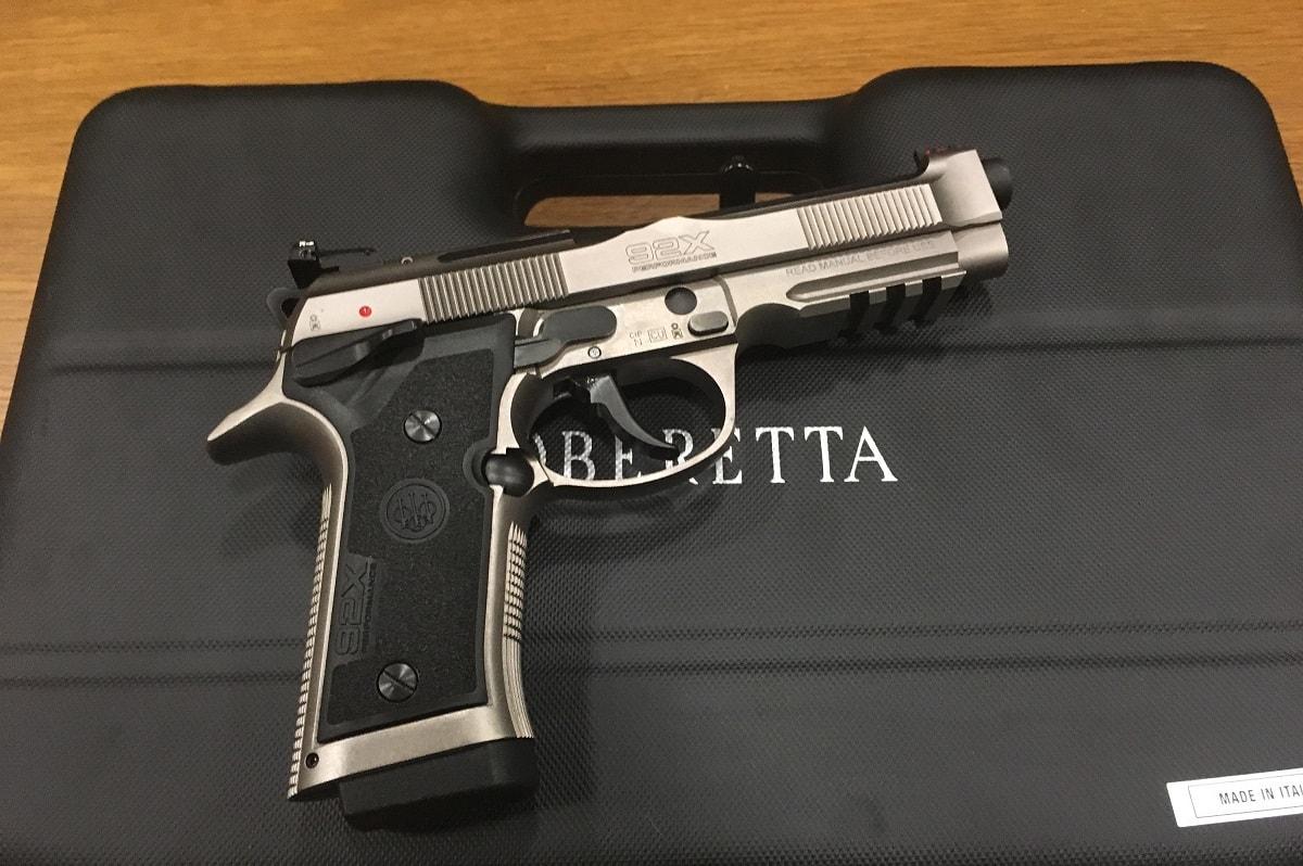 Beretta 92X