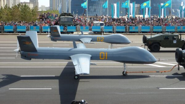 Military Drones Threat