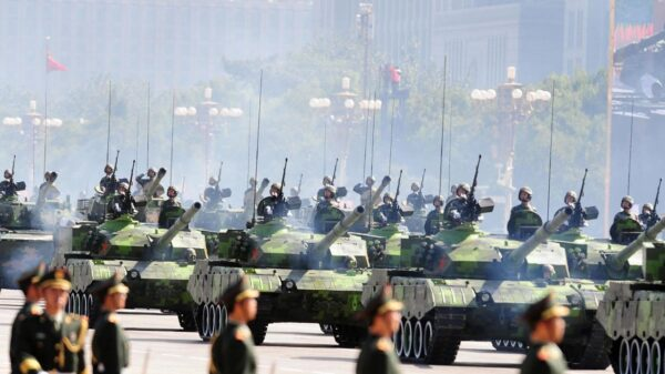 China Invade Taiwan