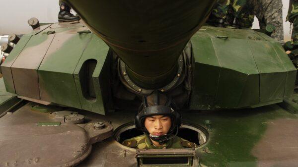 China Won't Invade Taiwan