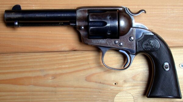 Billy The Kid's Gun Auction