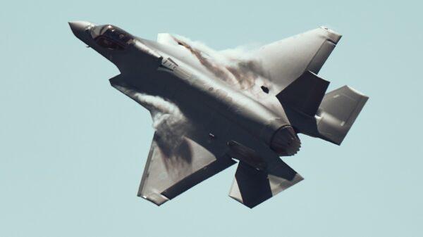 F-35 Aggressor Squadron