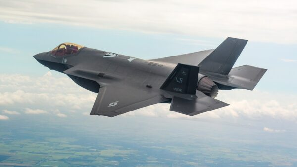 F-35 Eglin Air Force Base