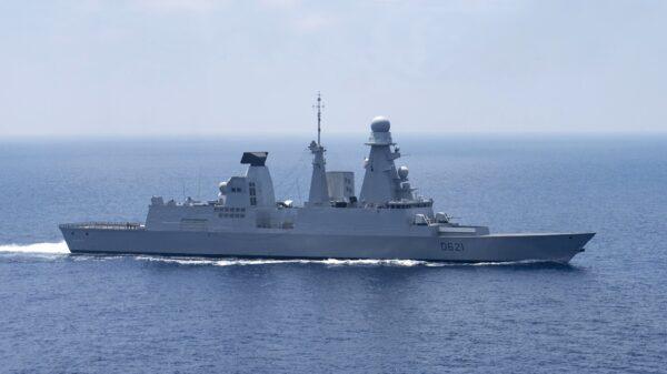 France Operation Sea Guardian