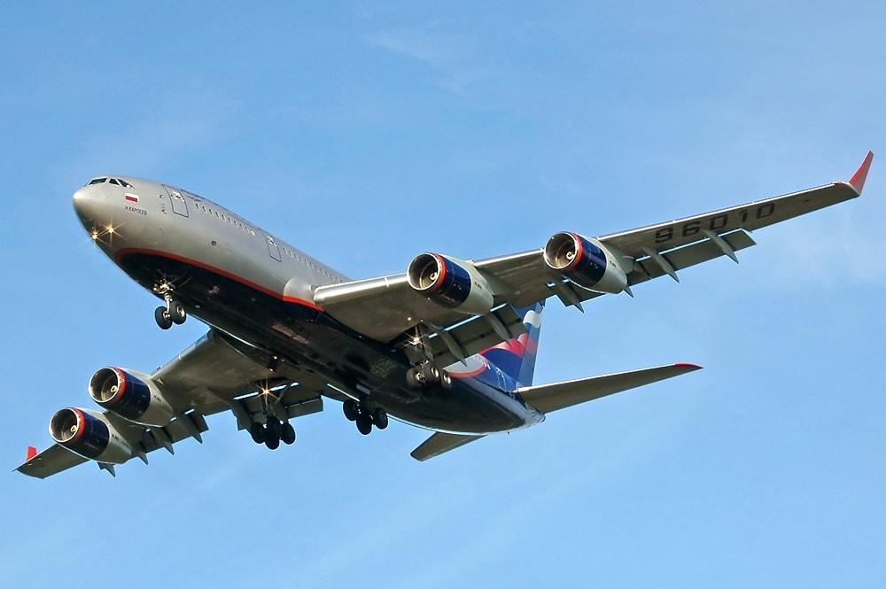 Russia Doomsday Plane.