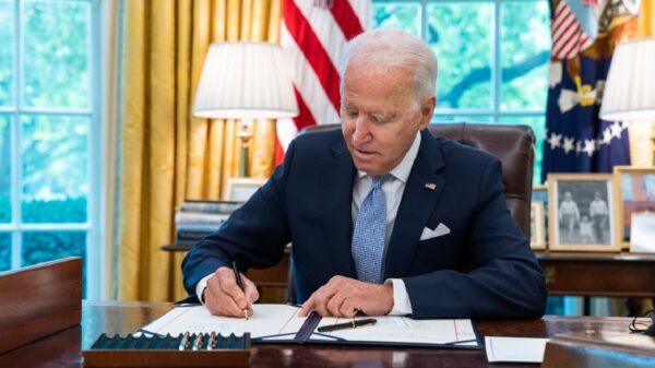Infrastructure Bill Joe Biden