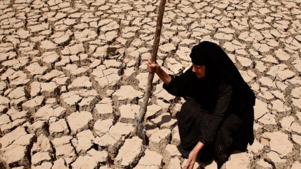 Iran Water Crisis