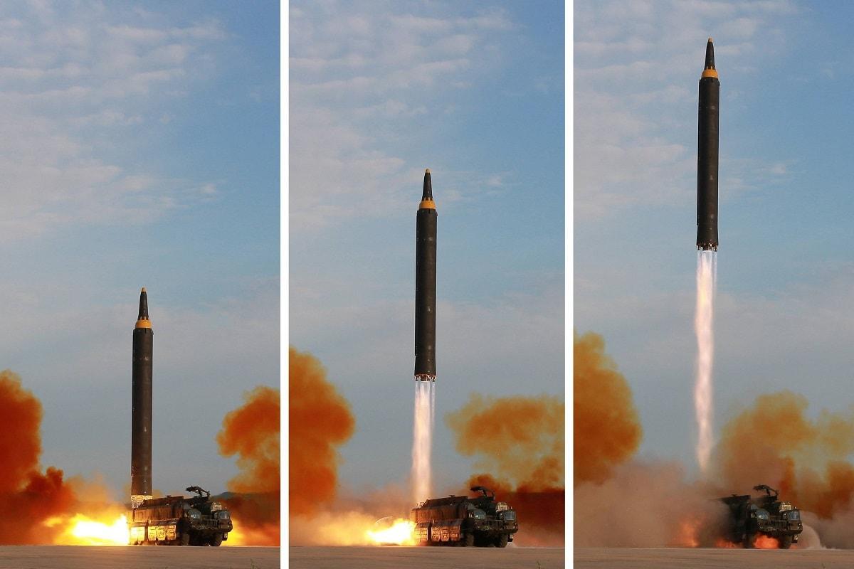 North Korea Yongbyon
