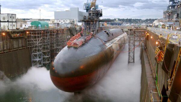 Ohio-class SSGN