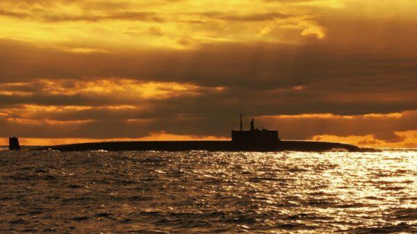 Oscar II-class Submarine 3