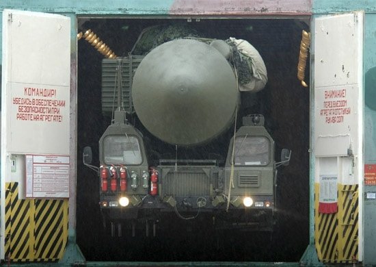 Sarmat ICBM
