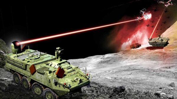 Army Laser Weapon