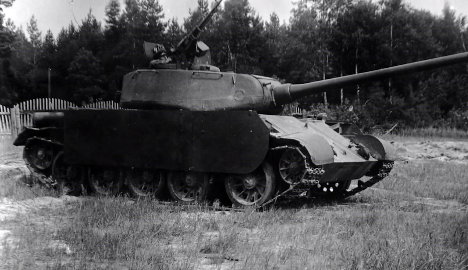 T-44 Tank