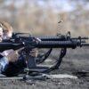 Taliban M16 Rifles