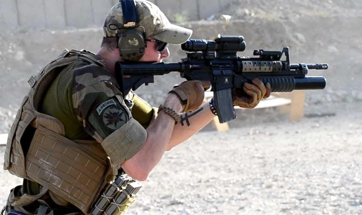 Taliban U.S. Military Weapons