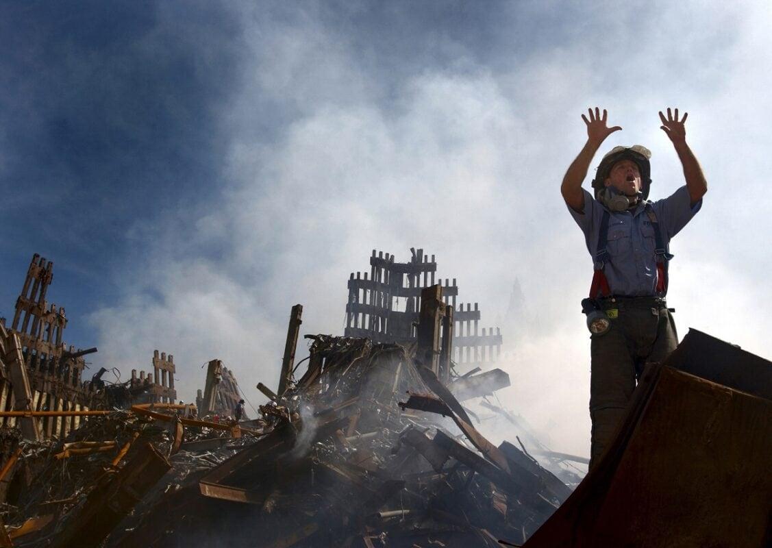 Jacksonian America 9/11