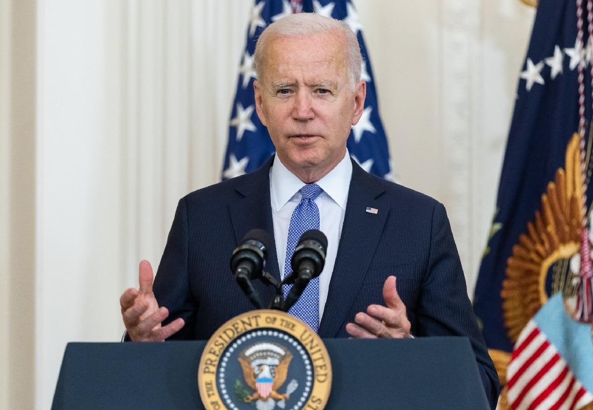 Weak Joe Biden