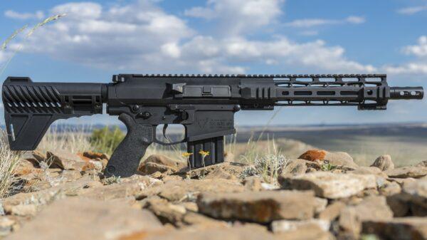 AR500 Rifle