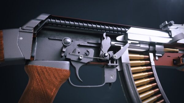 AK-47 History