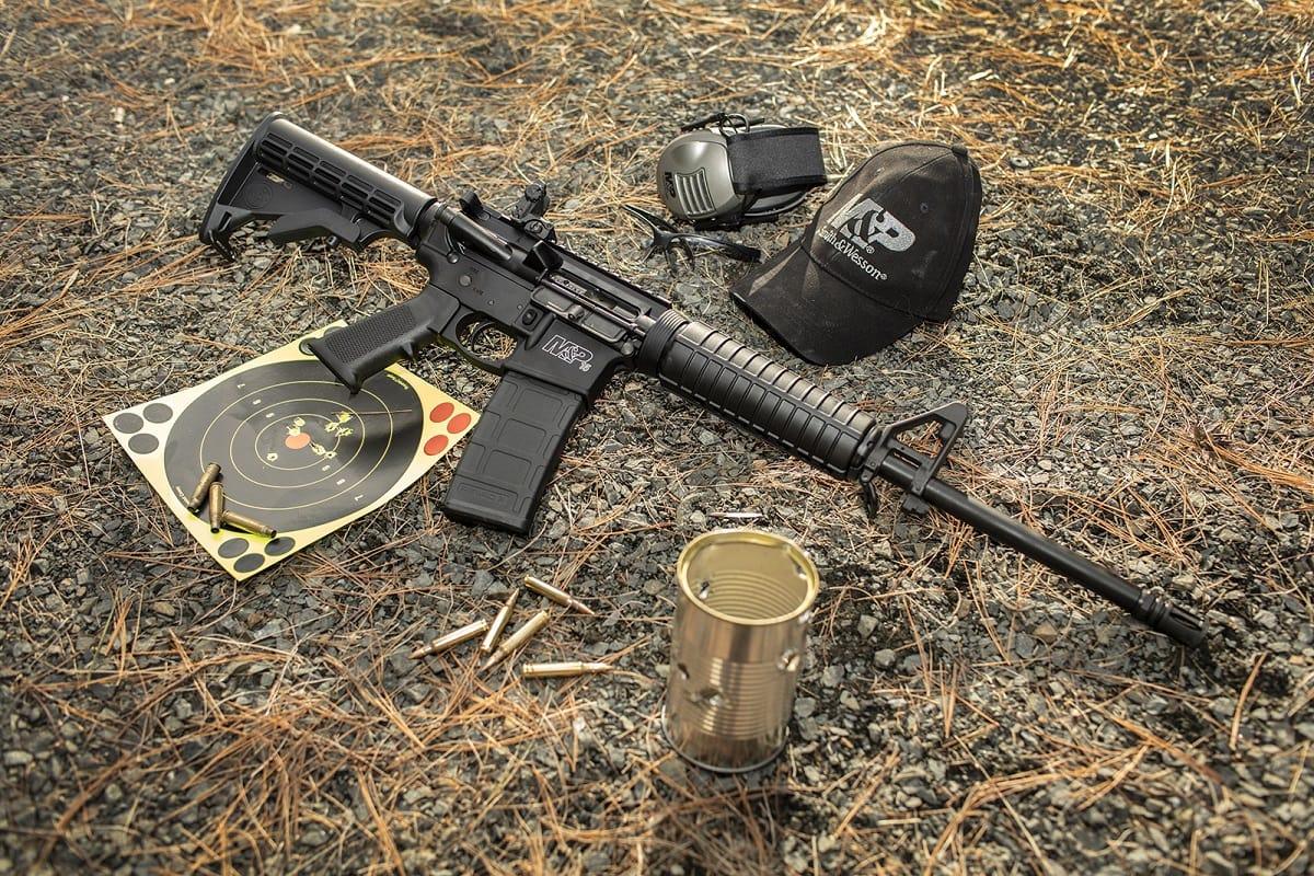 AR-15 History