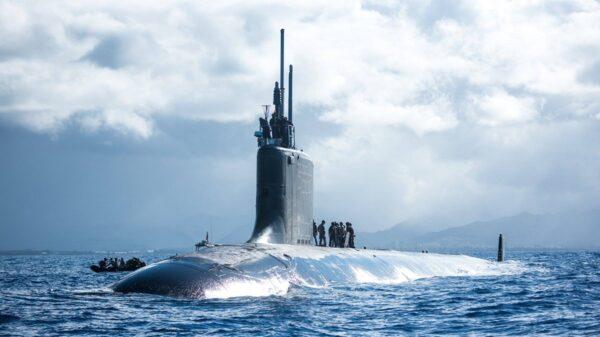 AUKUS Submarine