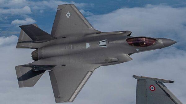 Arsenal Plane F-35
