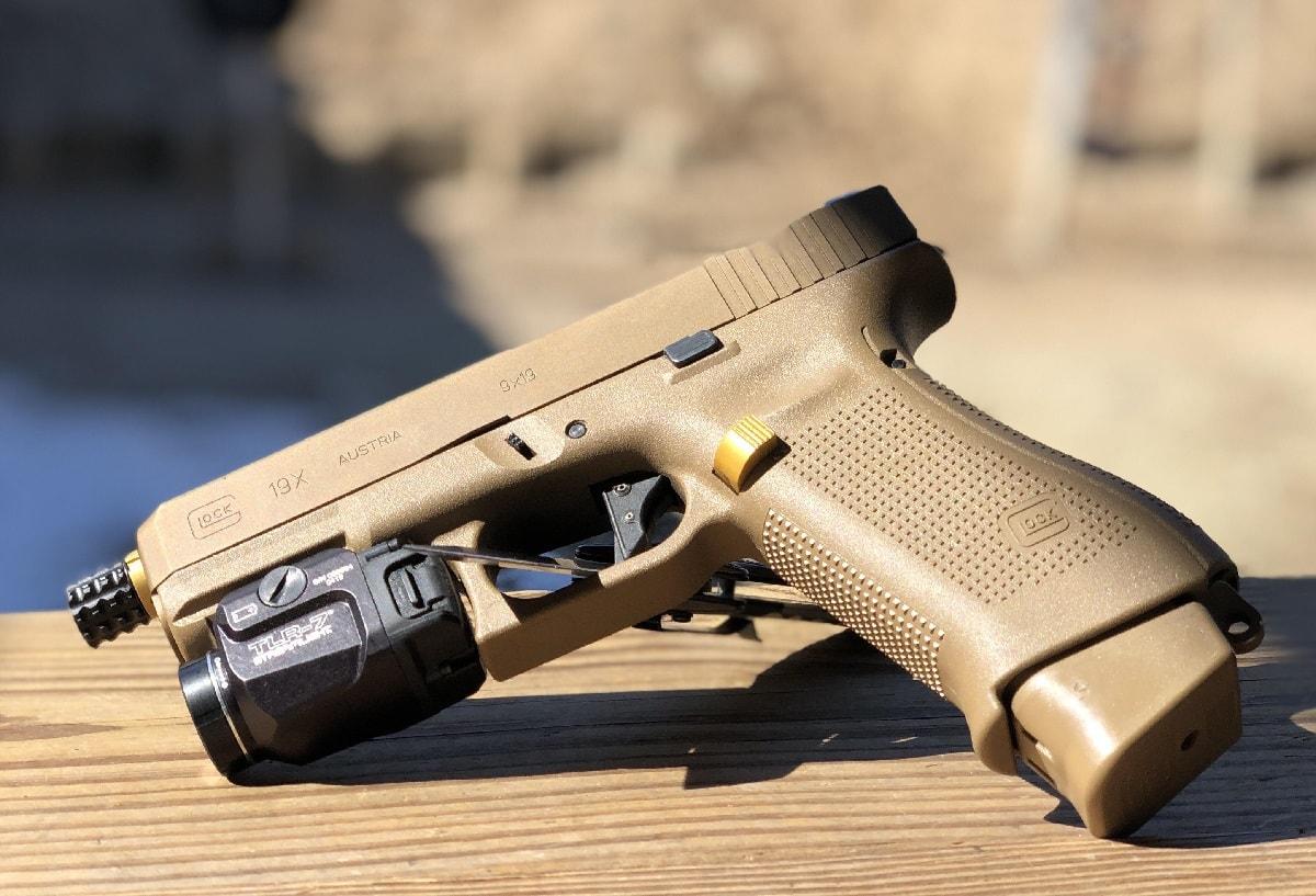 August 2021 Gun Sales
