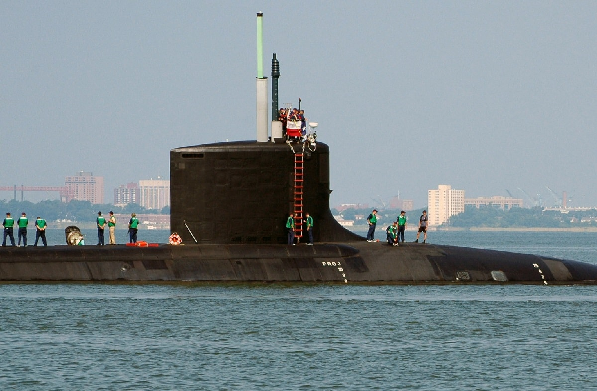 Nuclear Submarines For Australia