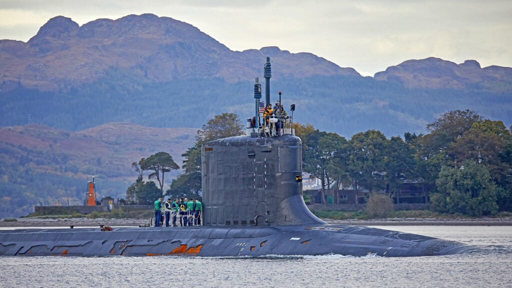 Australia France Submarine