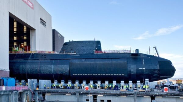 Australia's Nuclear Submarine Deal,