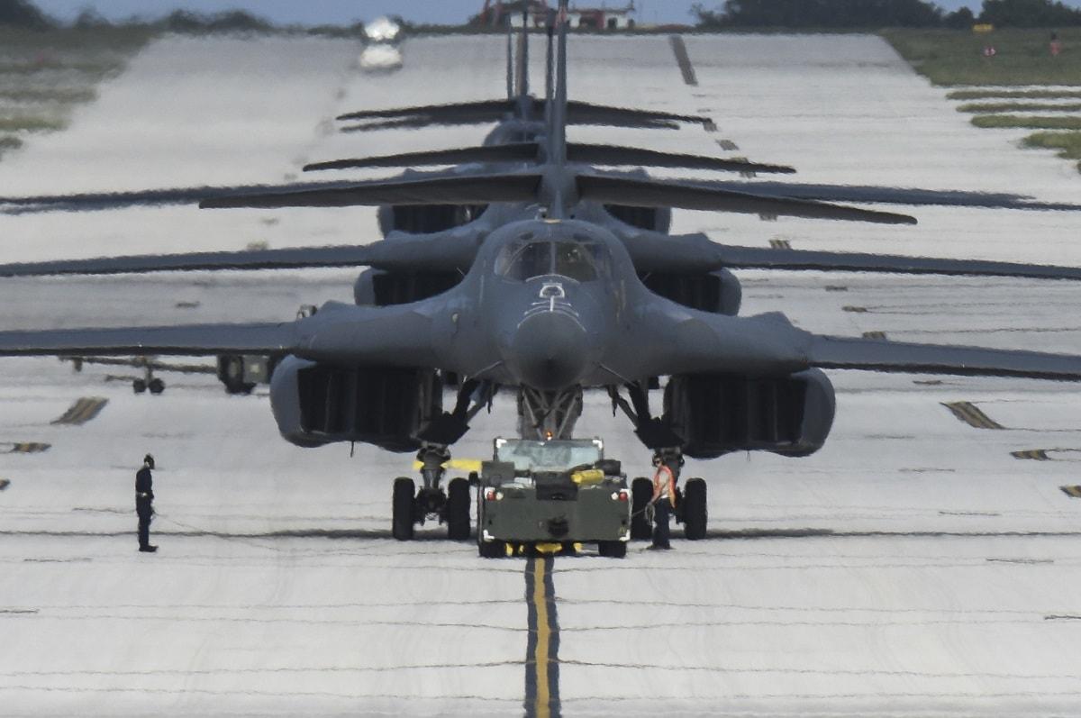 B-1B Lancer Hypersonic