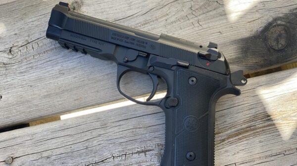 Barretta 92X RDO 9mm