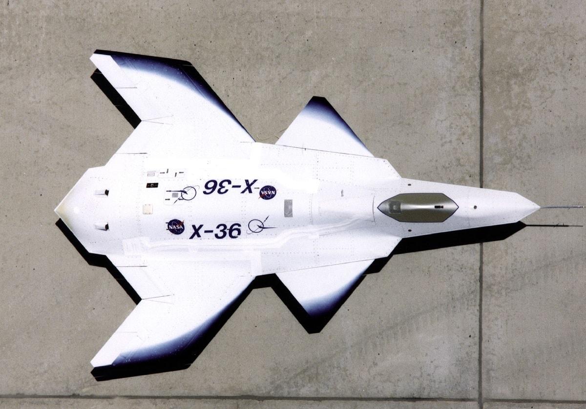 Boeing X-36