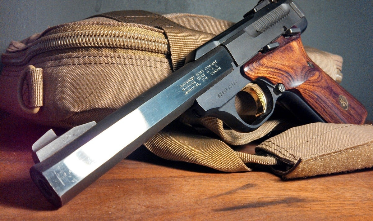 Browning Buck Mark Review