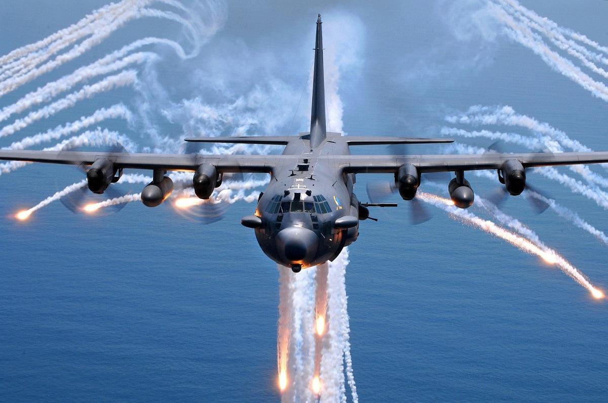 amphibious C-130 Hercules