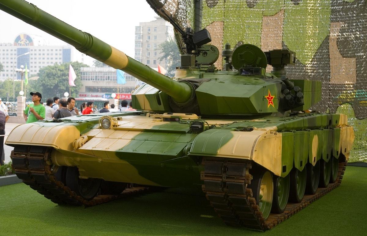 China's Type 99 MBT