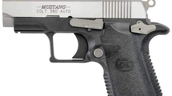 Colt Mustang Review
