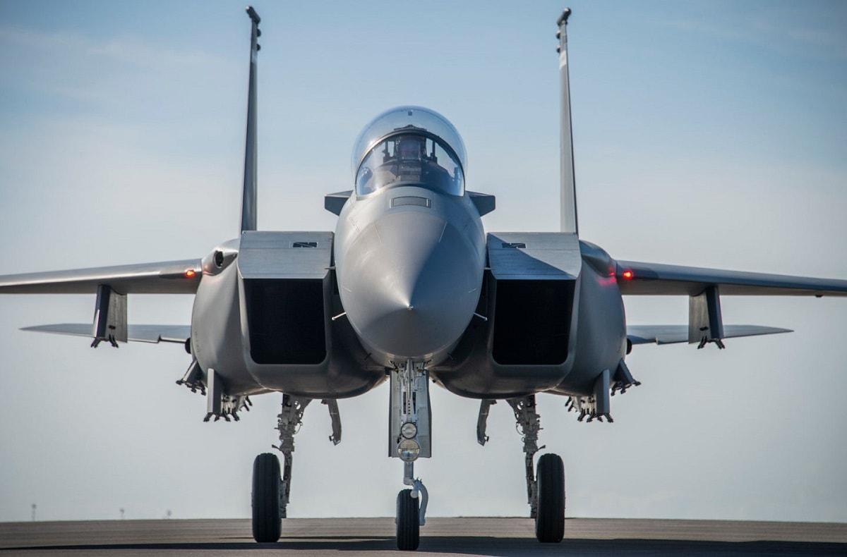 F-15EX Killed
