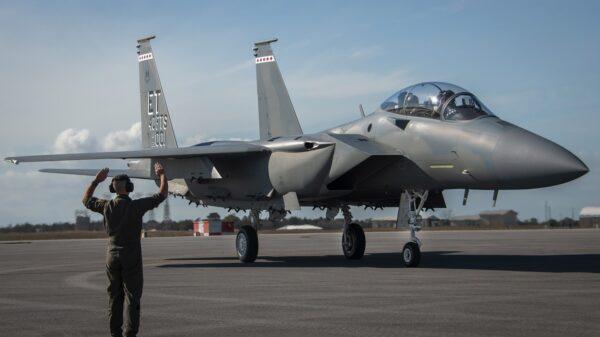 F-15EX Russia
