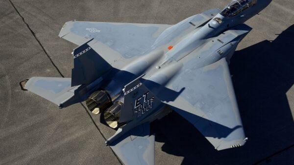 F-15EX Suicide Fighter