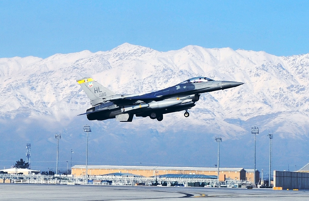 Bagram Air Base China