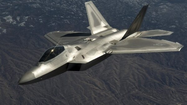 F-22 New Jersey