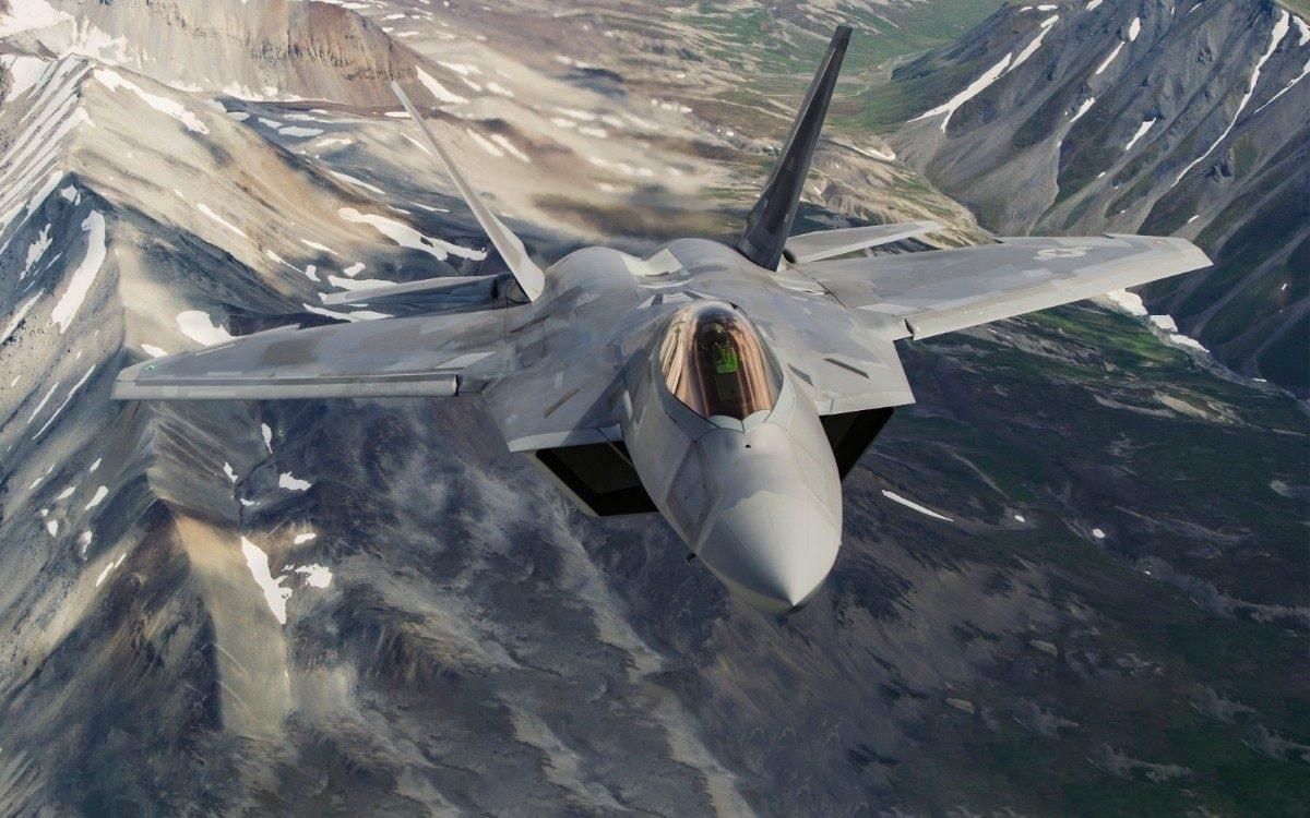 F-22 Retirement