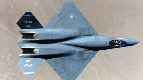 F-23 History