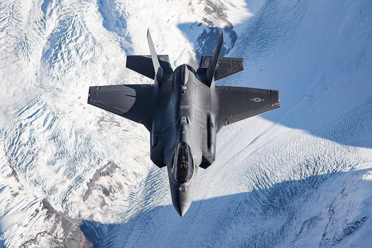 F-35 Destroyed Training