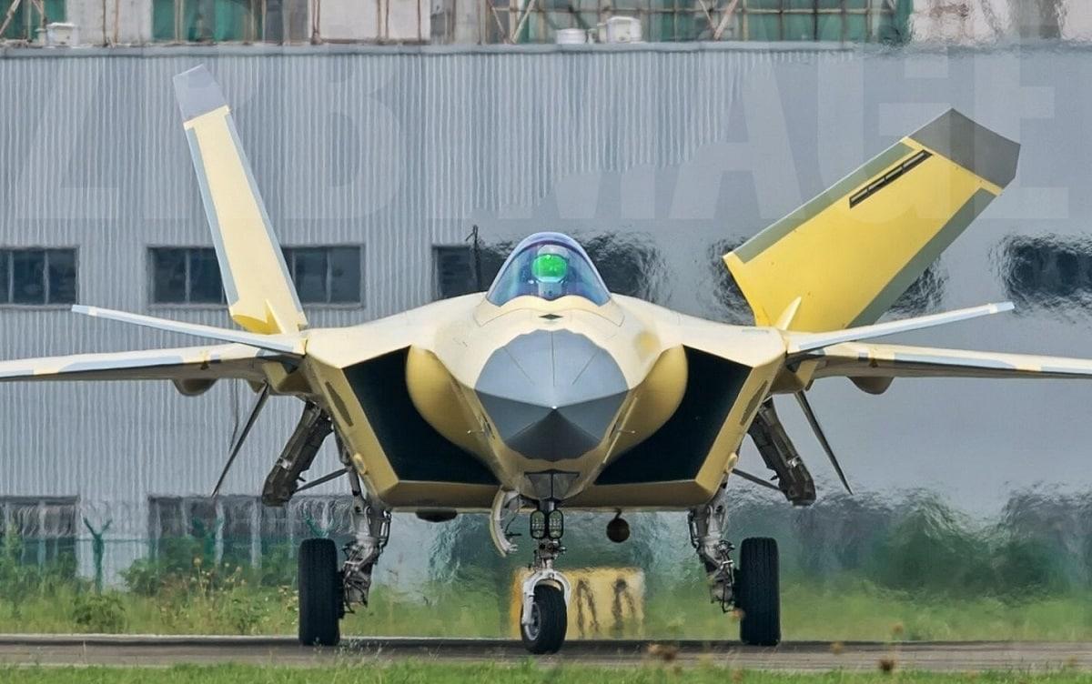 F-35 vs. J-20