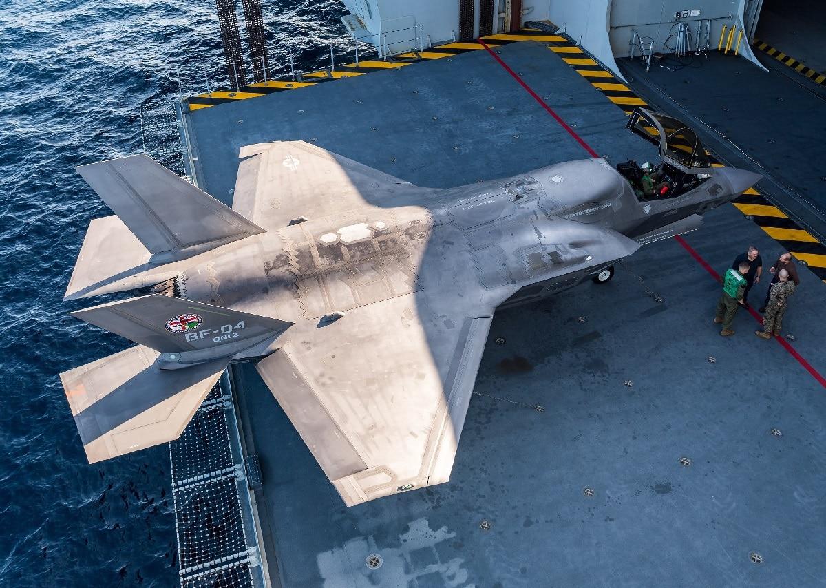 Izumo-class F-35B